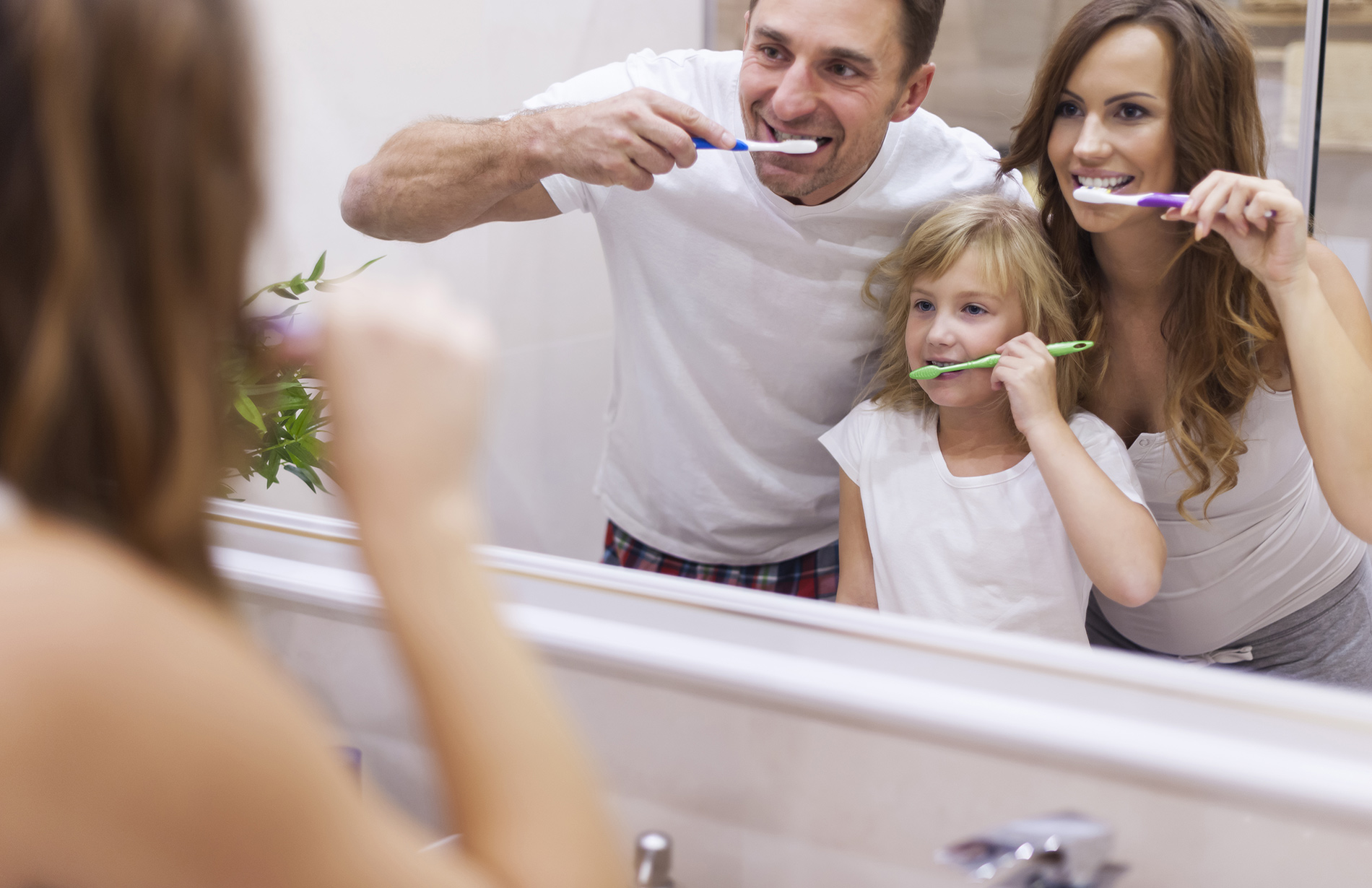 family dental hygeine